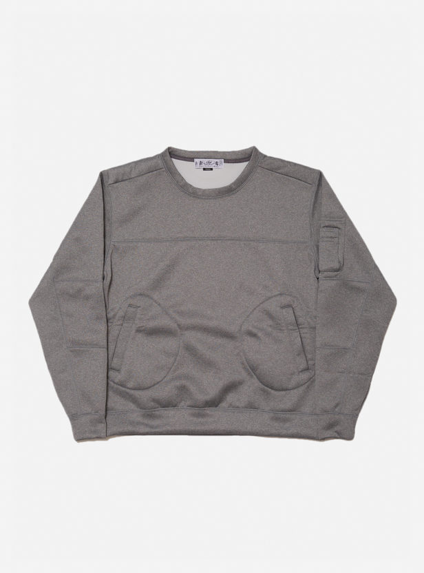 NEOPLANE CREW SWEAT SHIRT