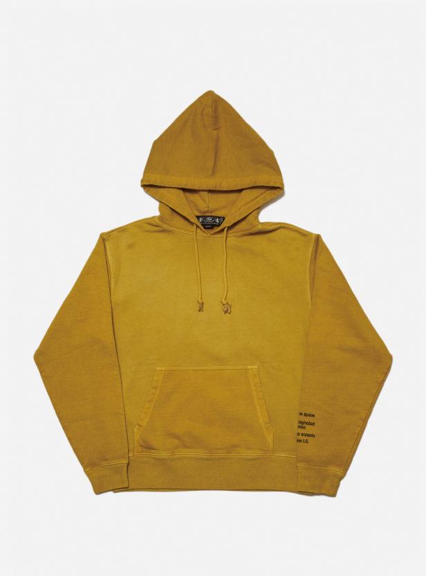 GJ notations hoodie