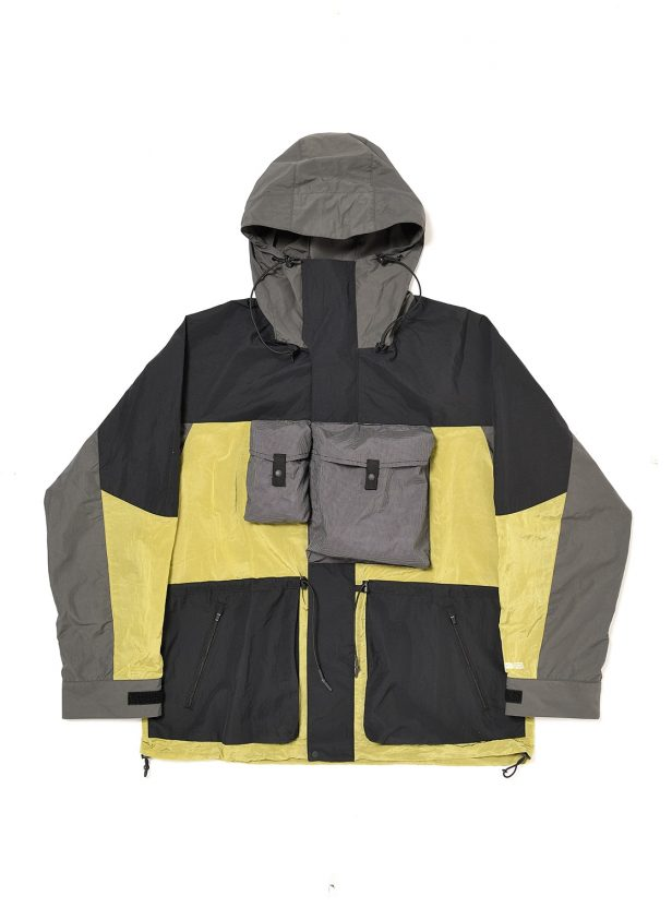 PACKABLE ARMOUR JACKET