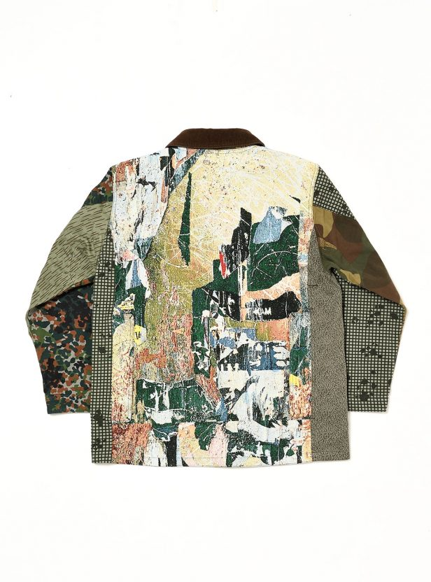 Jose Parla x bal HUNTING JACKET