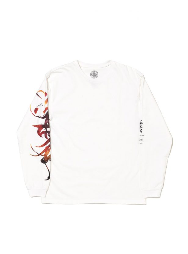 EASE EXCUSIVE LS TEE ver.2
