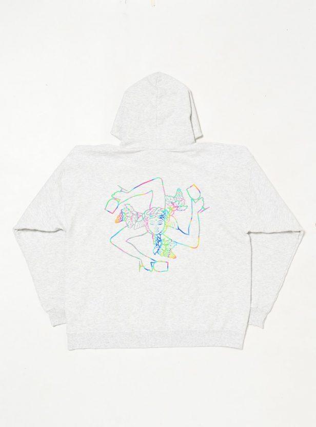 Triskelion hoodie