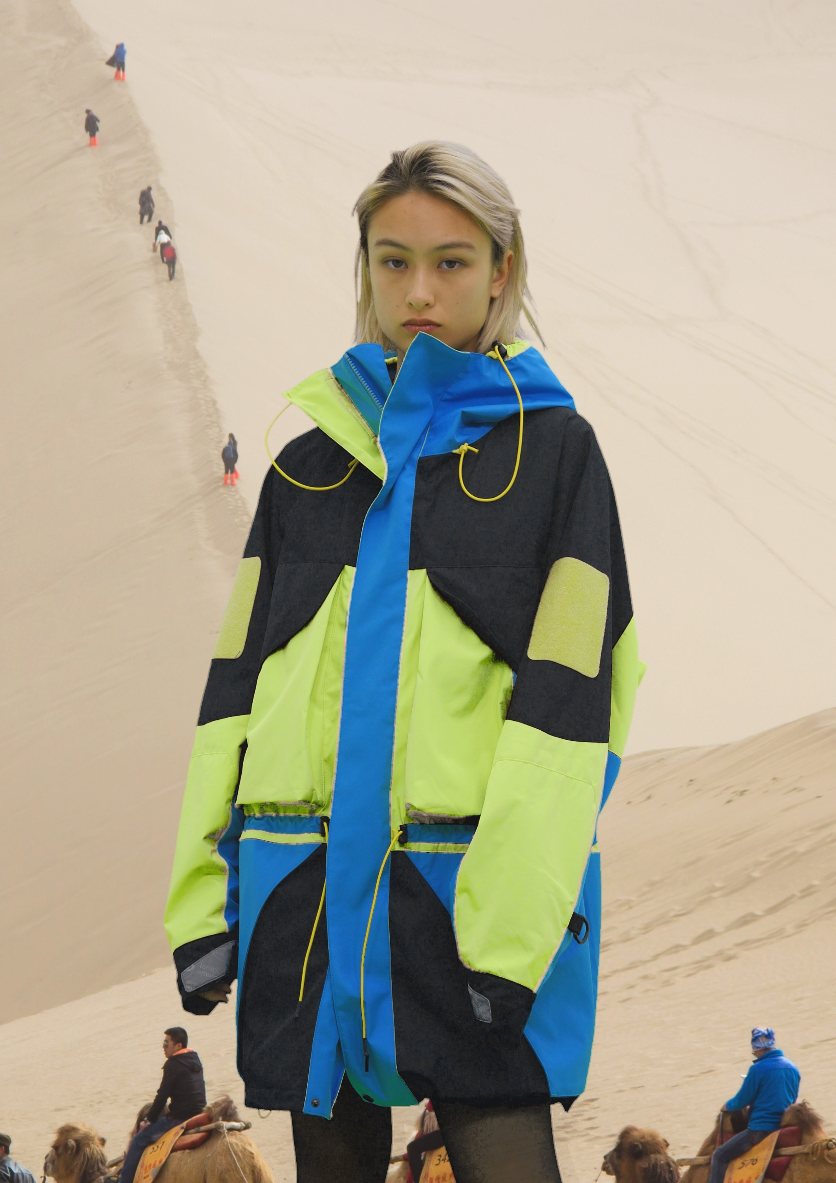 3 LAYER EXTREME STORM JACKET