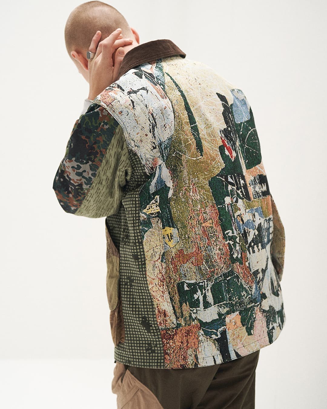 Hunting Jacket Collaboration with Jose Parla