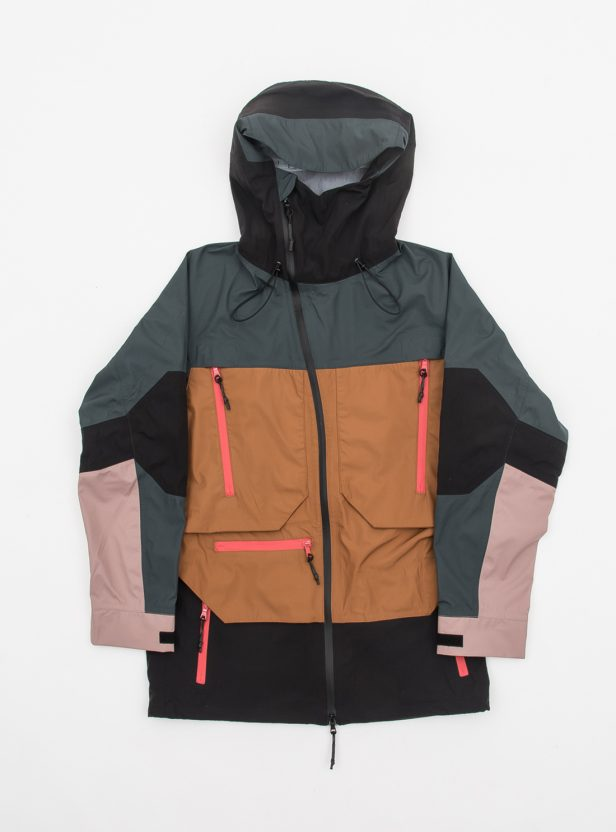 3L SEAMED ALPINE JACKET
