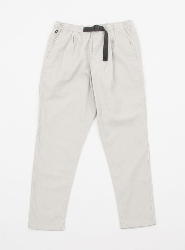 CORDUROY BELTED PANT