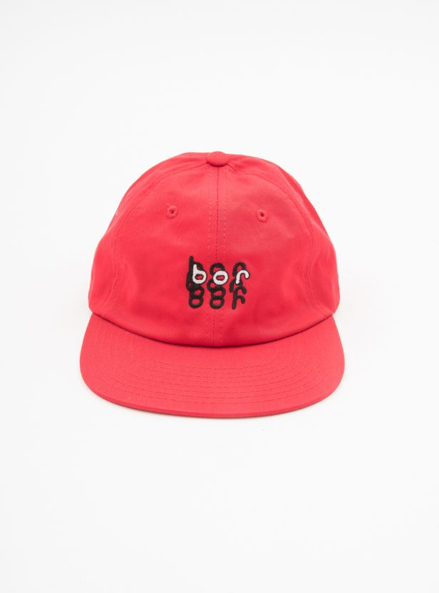 COTTON 6-PANEL HAT