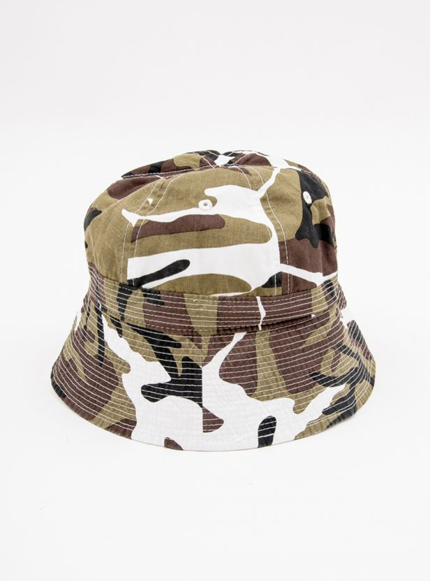 CAMO SAILER HAT