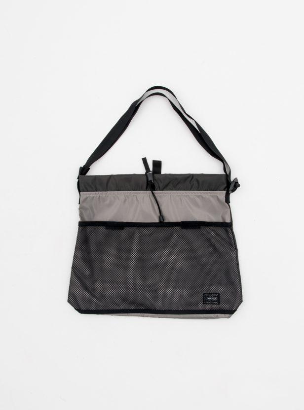 BAL/PORTER® DRAWSTRING SHOULDER BAG
