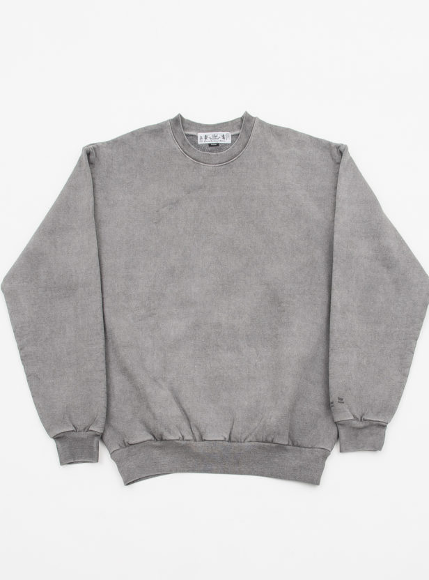 GARMENT DYE SWEAT SHIRT