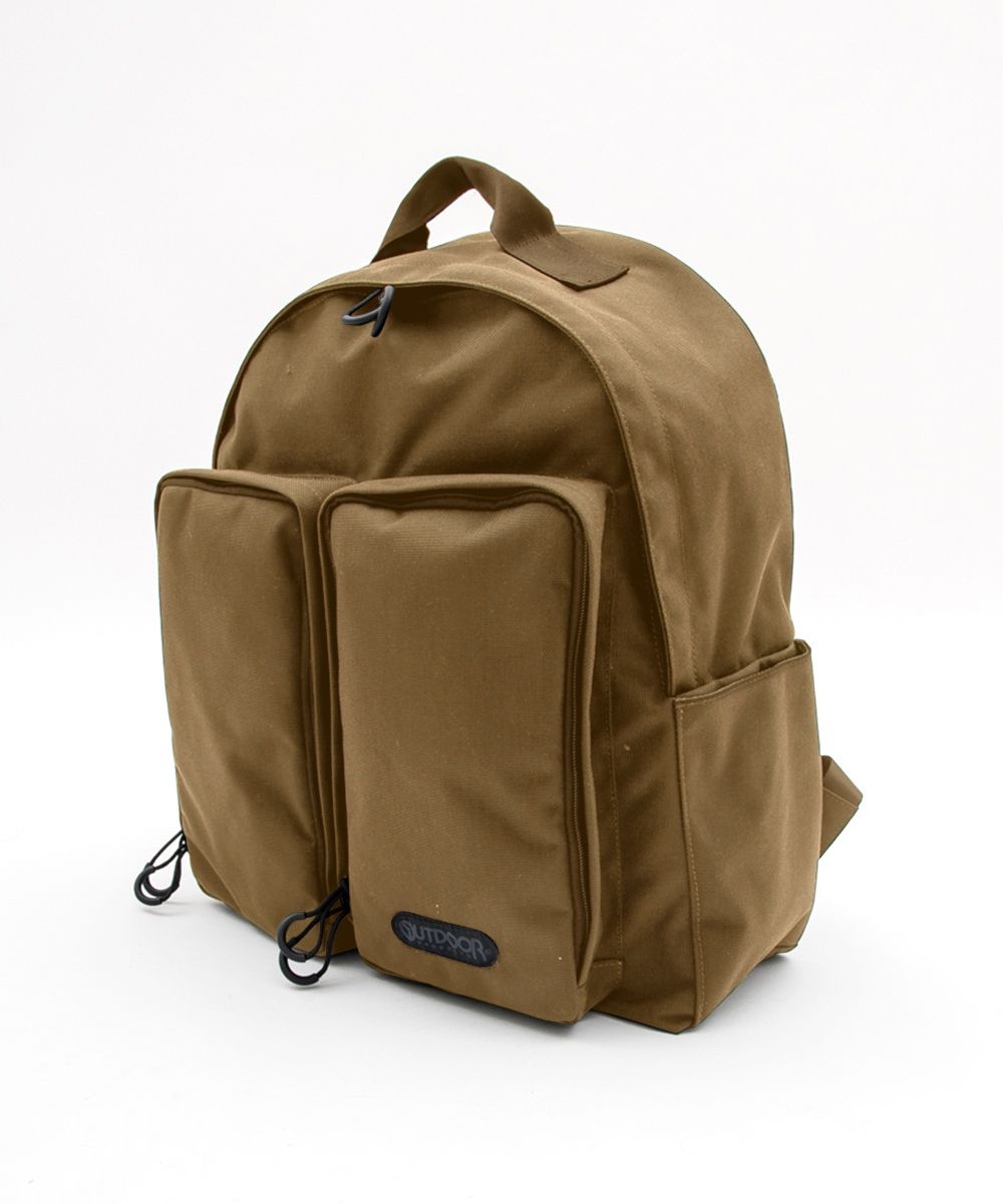 BAL / OUTDOOR PRODUCTS DOUBLE POCKET BACK PACK