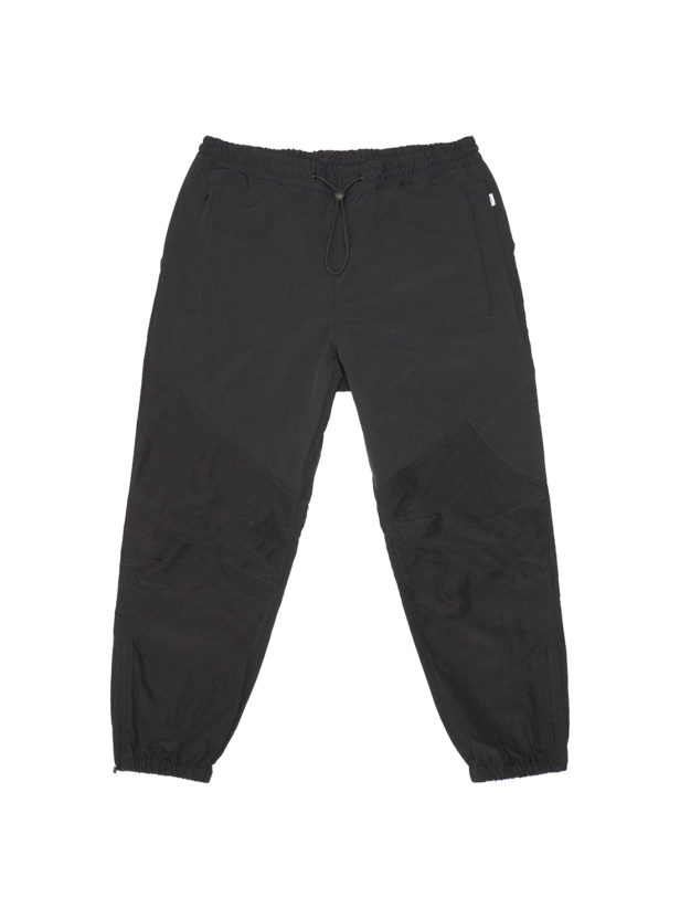 SIDE POCKET NYLON TRACK PANT -CUP AND CONE Exclusive-