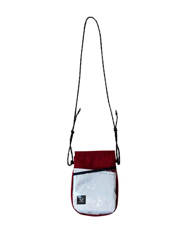 BLANKMAG x BAL x RAMIDUS Comapact camera shoulder pouch