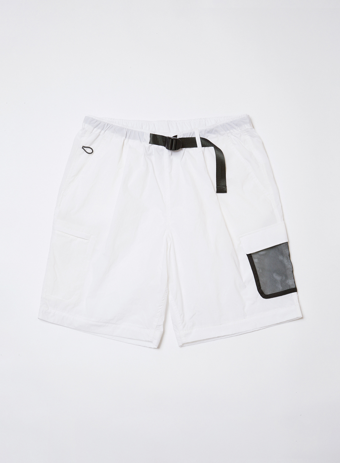 CARGO POCKET NYLON ZIP OFF PANT- bal flagship store Exclusive Color-