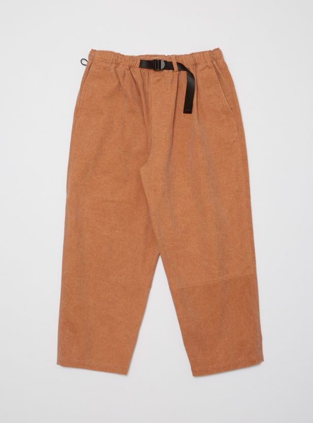 PIGMENT COTTON BELTED PANT