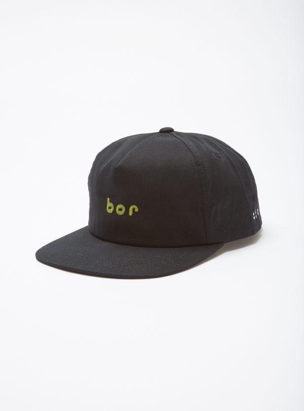 COTTON 5-PANEL HAT