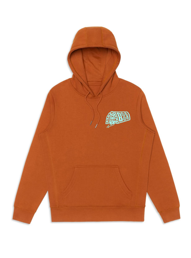"""BUTTER SESSIONS """"Tunnel Hoodie"""""""