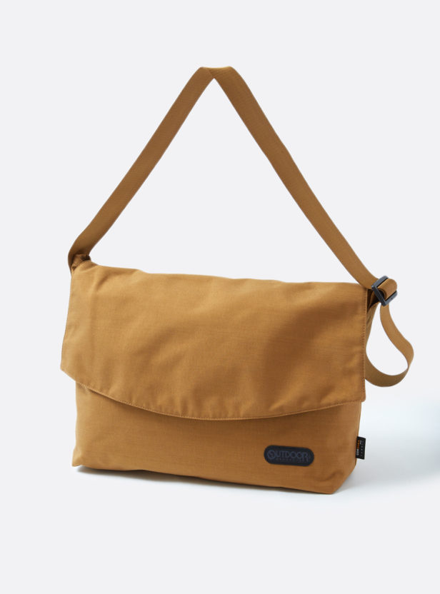 BAL/OUTDOOR PRODUCTS® MESSENGER BAG-bal flagship store Exclusive Color-